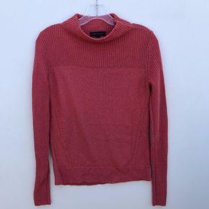 Ann Taylor Mock Neck Knit Sweater #208